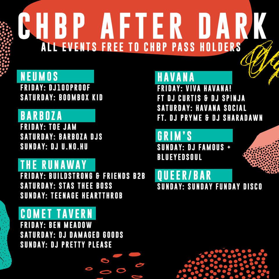 chbp after dark 2018