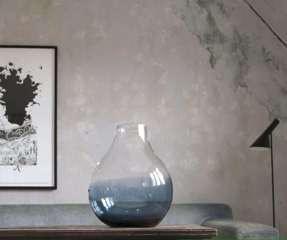 Hand blown vase from Ro Denmark