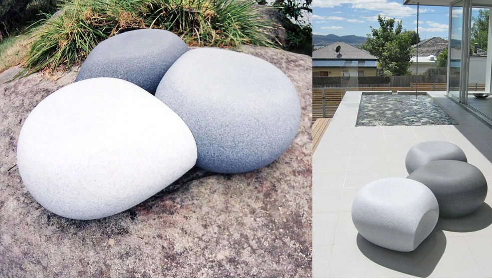 2Design Studio Aura Pebbles