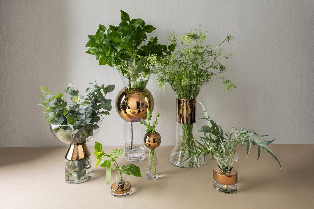 Tom Dixon Tank vases