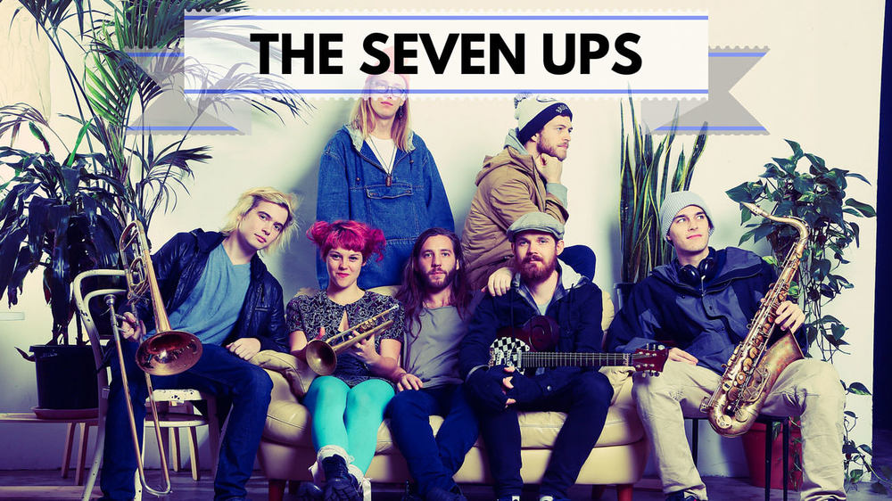 Don't dance?  Well you do now! Blending influences from 1970s Nigerian Afrobeat with street Funk,   The Seven Ups   are a true party band - and that, friends, is why they're playing Commonground Festival!