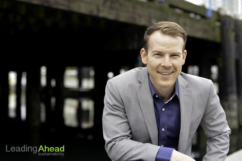 Maxime Charron Business Sustainability