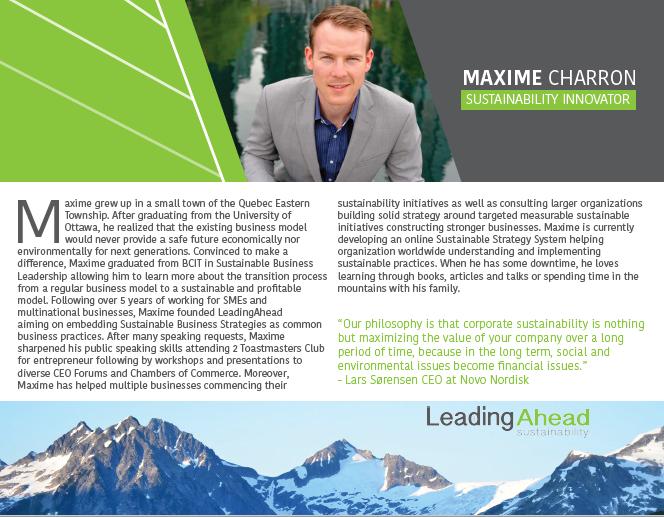 Max Charron - Speaker Kit
