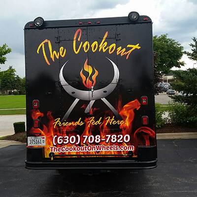 The Cookout on Wheels - FacebookWebsite