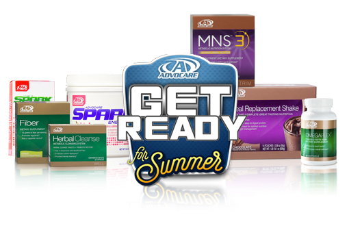 24 Day Challenge Products. Customize to fit your needs.