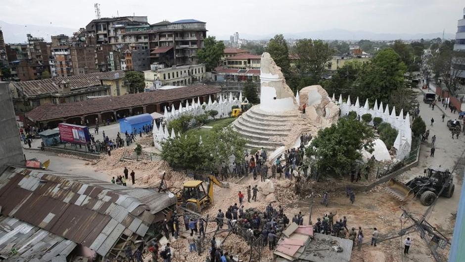 NepalEarthquake