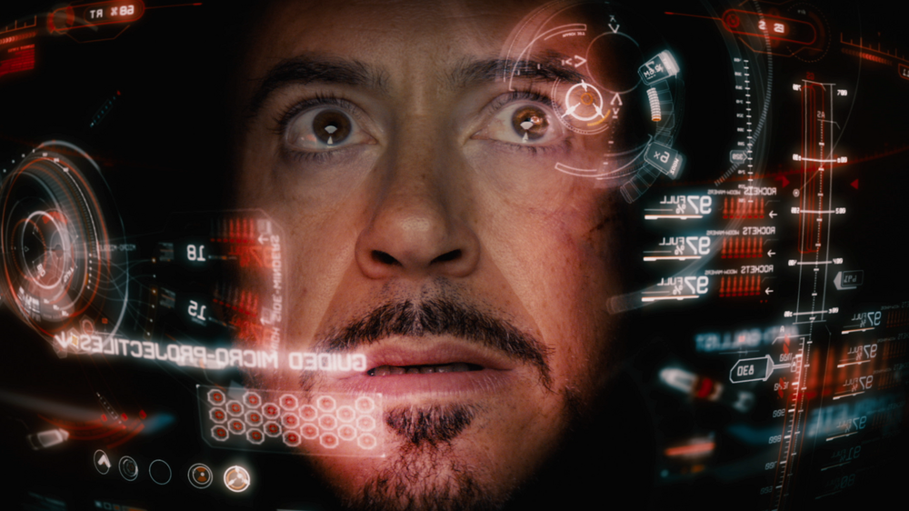 The next big thing in digital is.... Wearable tech like Iron Man