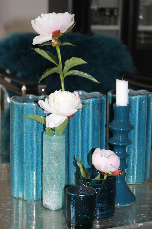 paeonia, Blomsterideer, inspiration, Annie Dorthe Sandholm