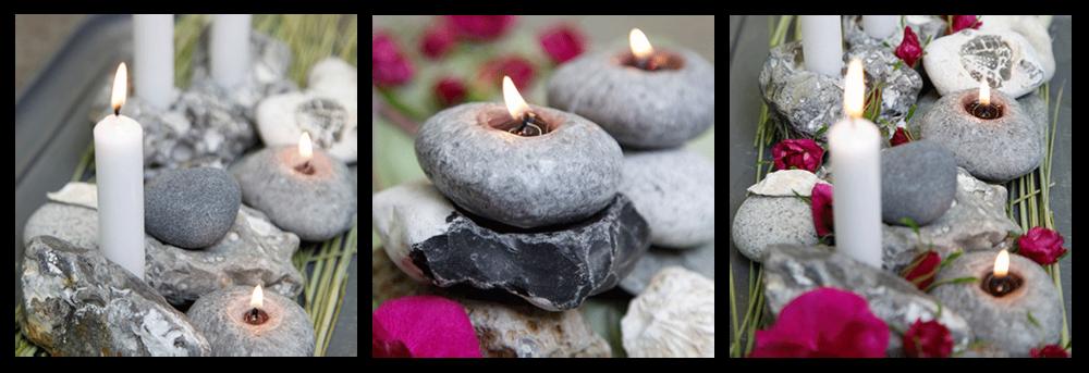 Smukke sten, Blomsterideer, Annie Dorthe Sandholm