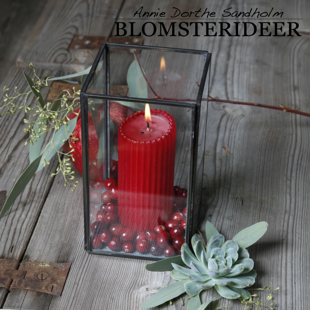 Juledekoration - nem&enkelt — Velkommen til mit blomsterunivers