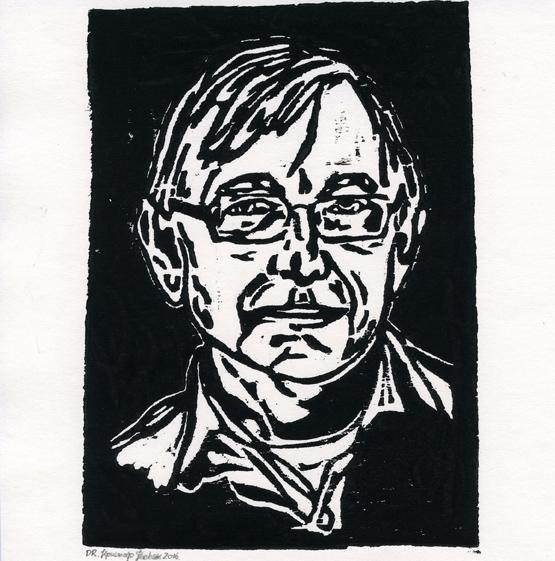 Nowak, Christoph: DR woodcut