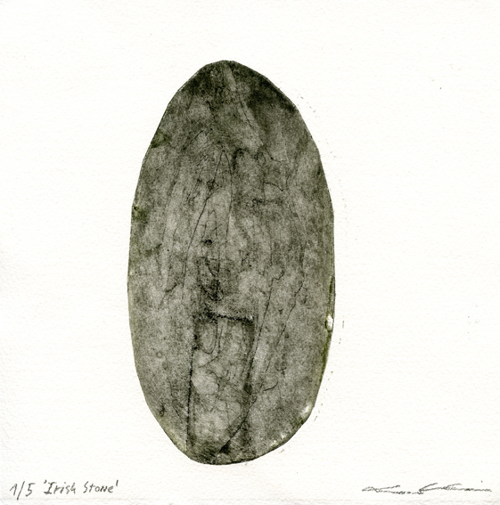 Vaienti, Lara: Irish Stone aquatint