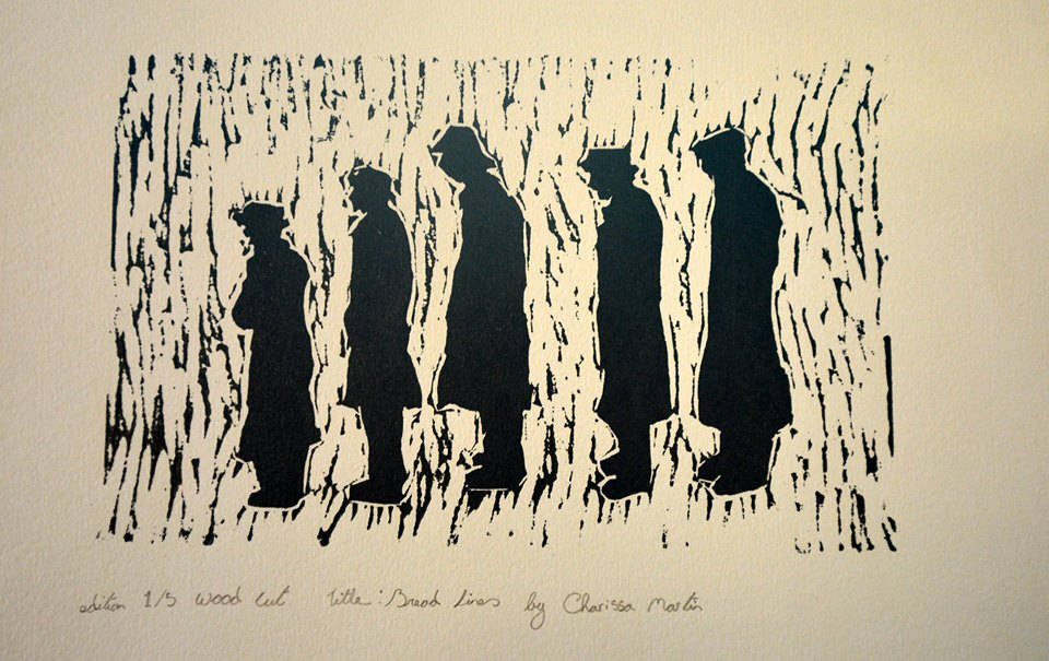 Bread Lines - Charissa Martin