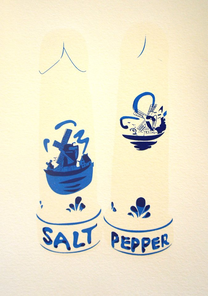 Salt & Pepper - Chelsey Van Egmond