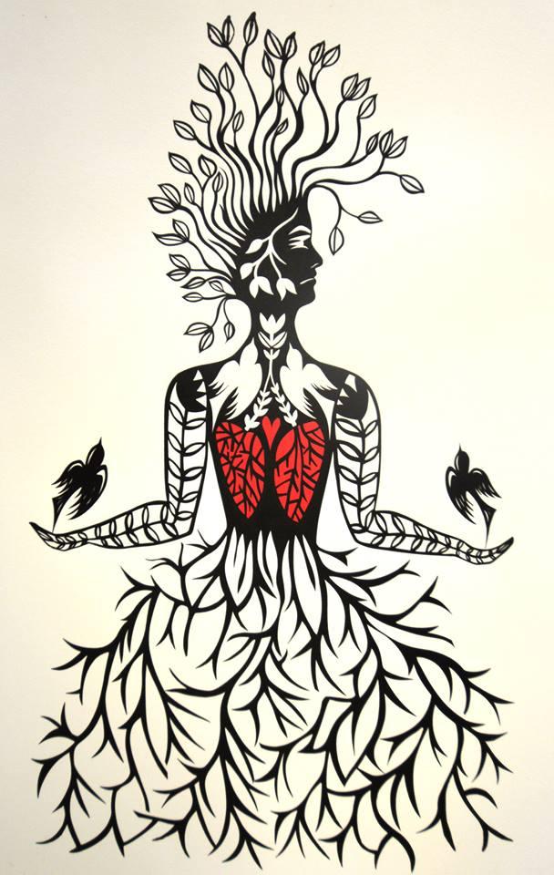 Arbor Femina - Paula Batt