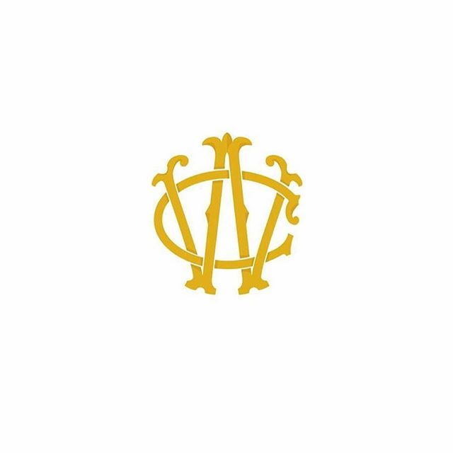 Classy little monogram⭐️ #typography #itsnicethat #thedailytype #illustration #illustration #monogram #logo #handlettering #lettering #type