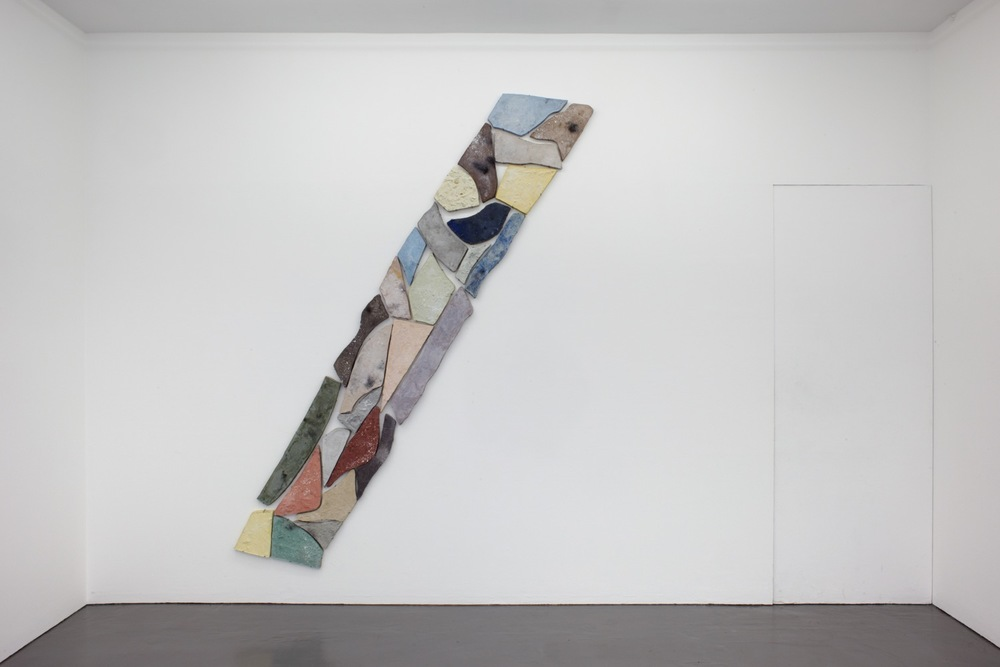 Karin Ruggaber, Relief #117, 2013