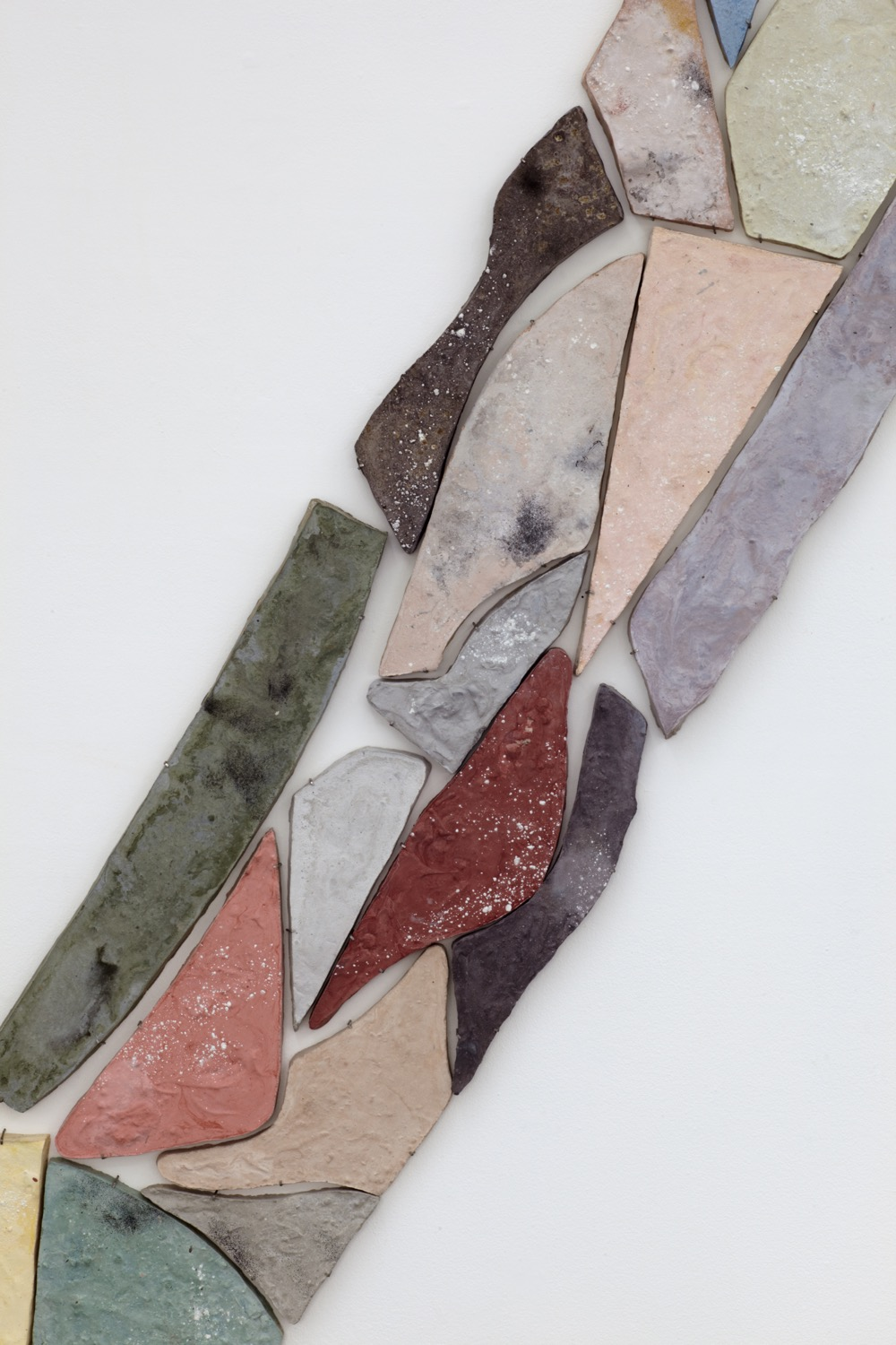 Karin Ruggaber, Relief #117, 2013 (detail)