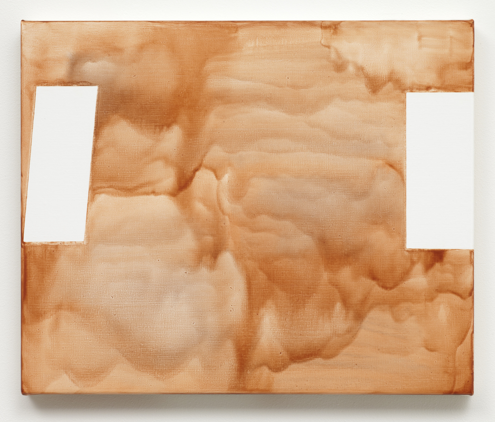 Robert Holyhead, Untitled, 2012. Oil on canvas. Photo: Peter White