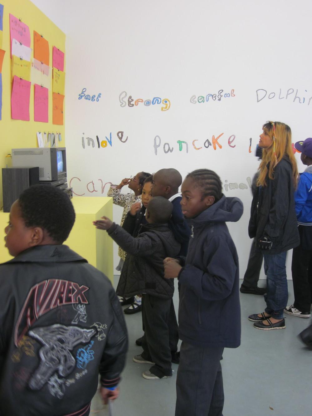 Autumn 2012: St. Monica's RC Primary School