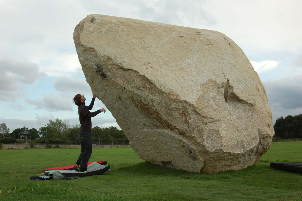 "Still from Chris Dorley-Brown's film ""BOULDER'"
