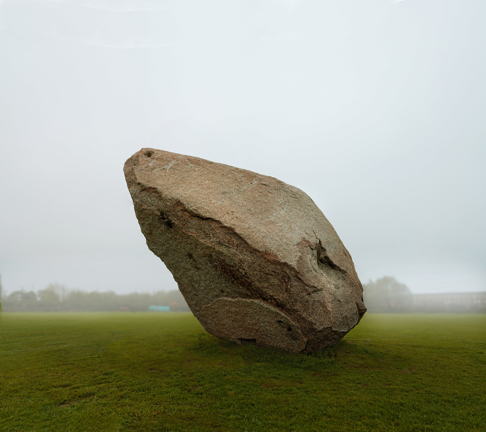 Mabley Green Boulder  Photography: Chris Dorley-Brown