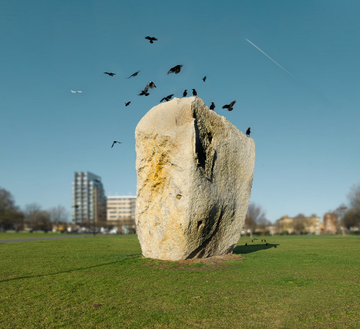 Shoreditch Park Boulder  Photography: Chris Dorley-Brown