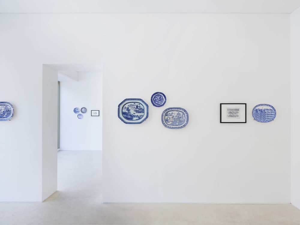Gallery 1, installation view: Paul Scott,  Home Truths . Photography Ollie Hammick