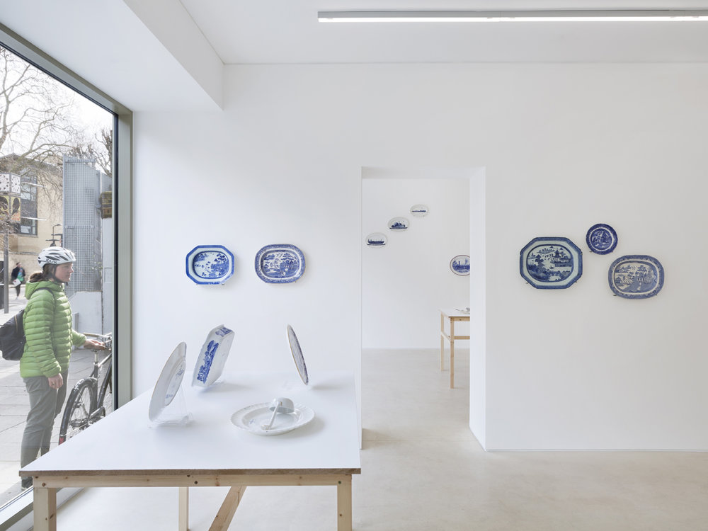 Gallery 1, installation view: Paul Scott,  Home Truths . Photo: Ollie Hammick.