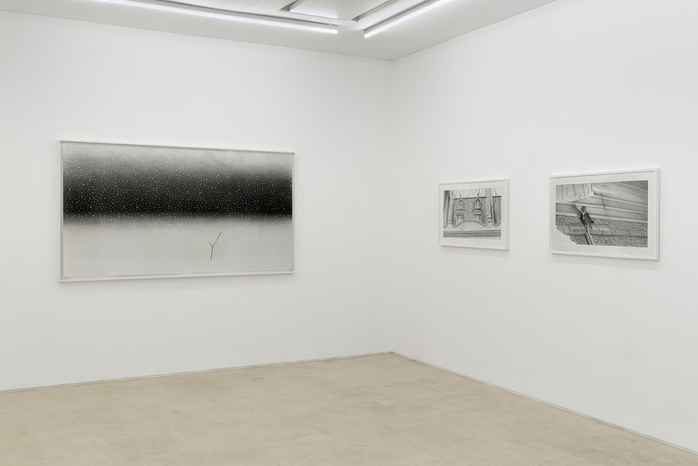 Installation view: James Pyman,  Trespass  at PEER. FXP Photography.