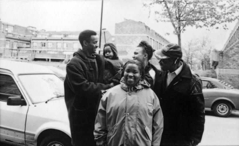 Ayo Akingbade,  Street 66 , film still, 2018