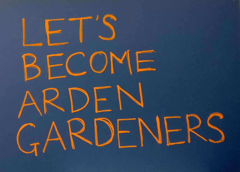 Arden Gardeners campaign