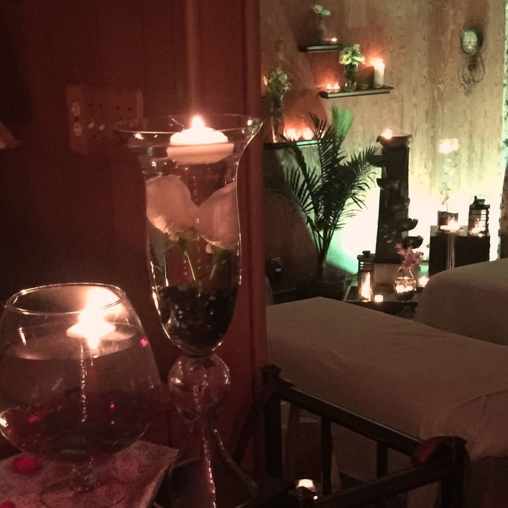 Chad & Magan's Zen Massage Retreat