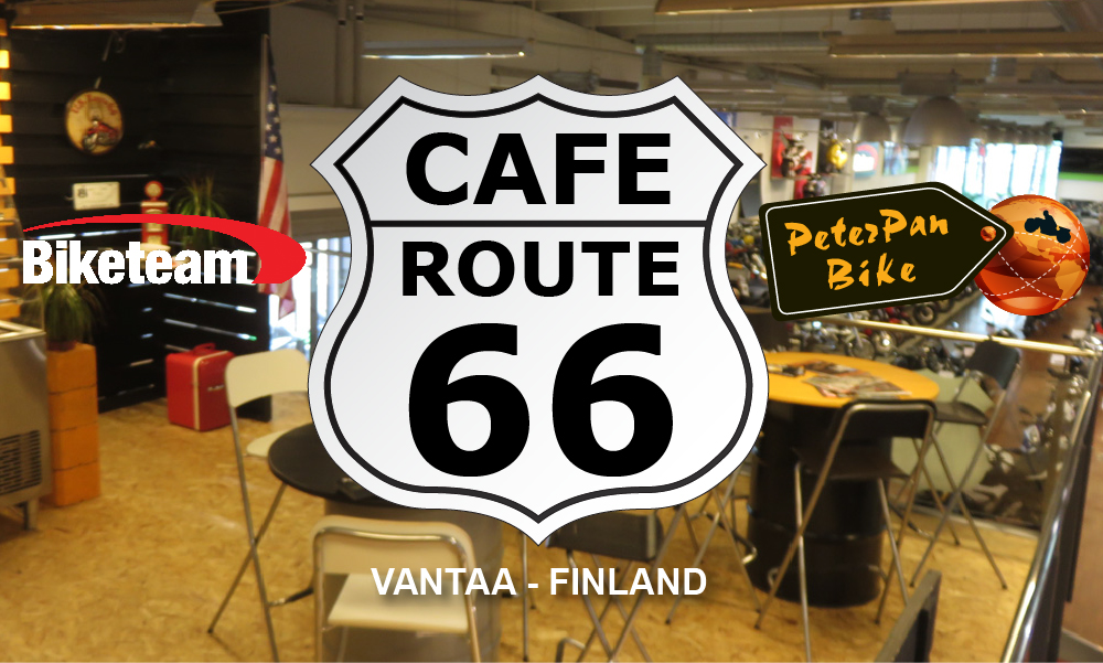 #cafe route66