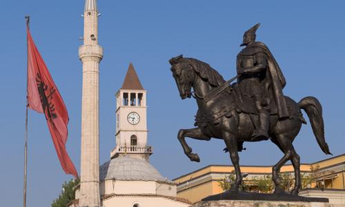 Tirana | Balkan + GR 201510