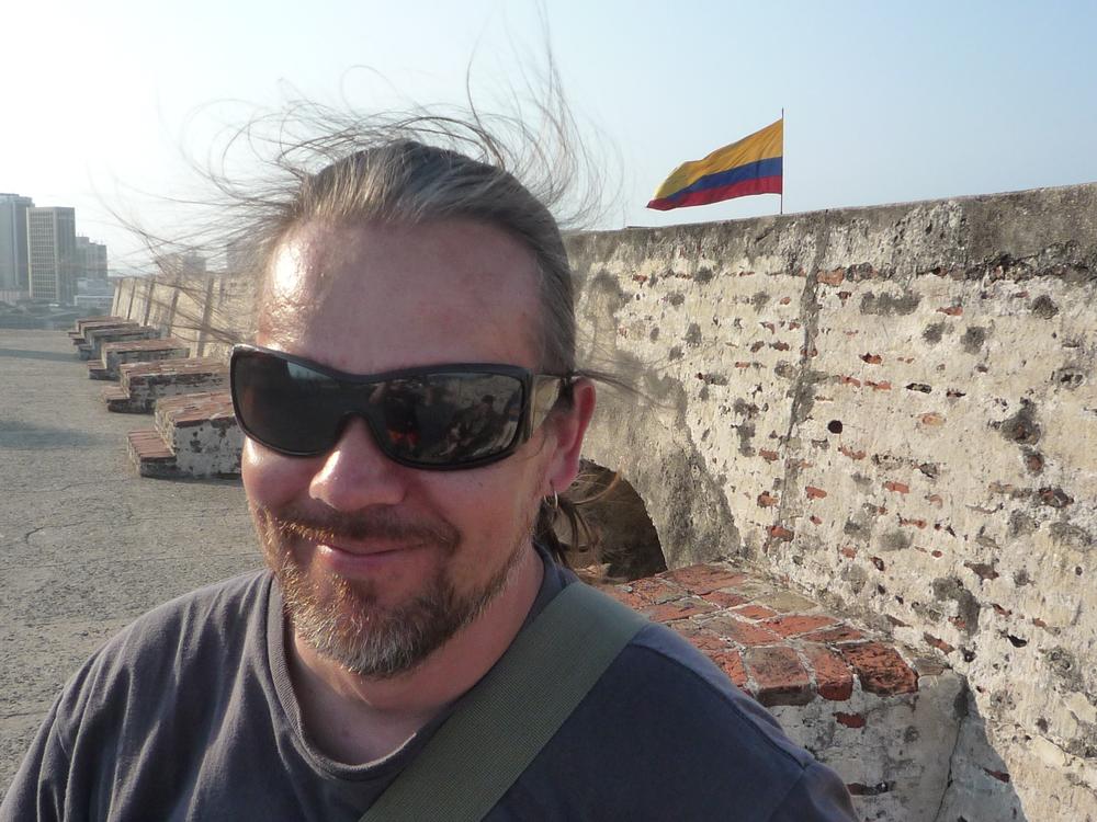 Colombiassa hymyilyttää :)