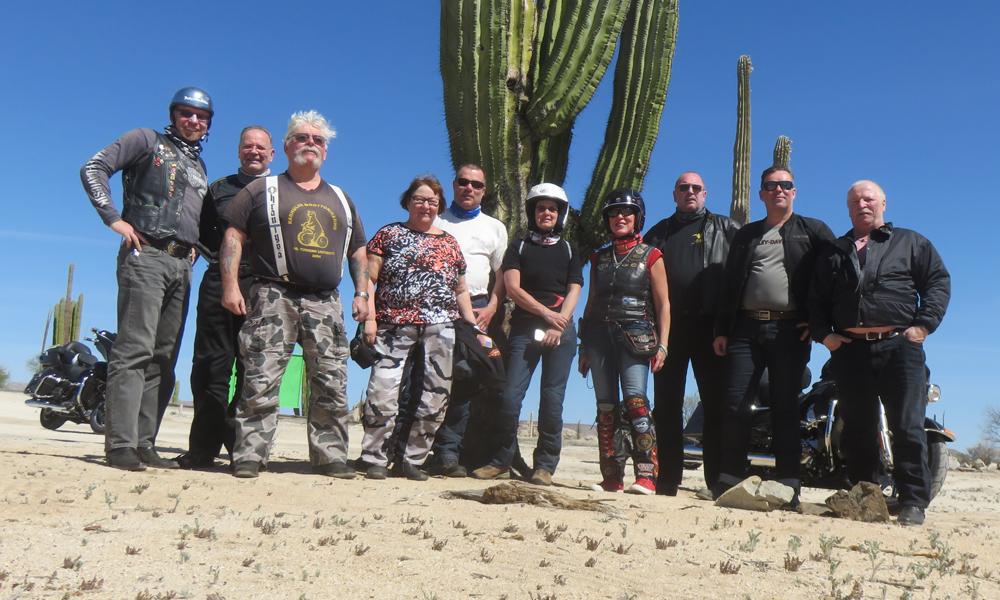 Gruppo Baja California 1