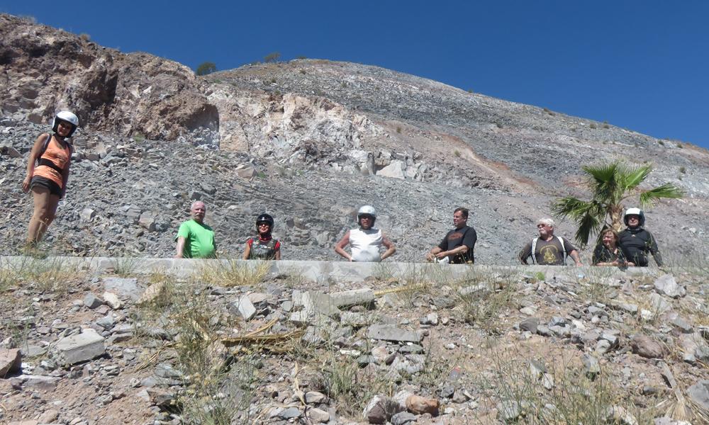 Loreton kalliomaisemia!
