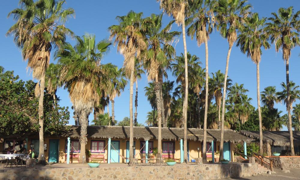 Hotel Oasis, Loreto.