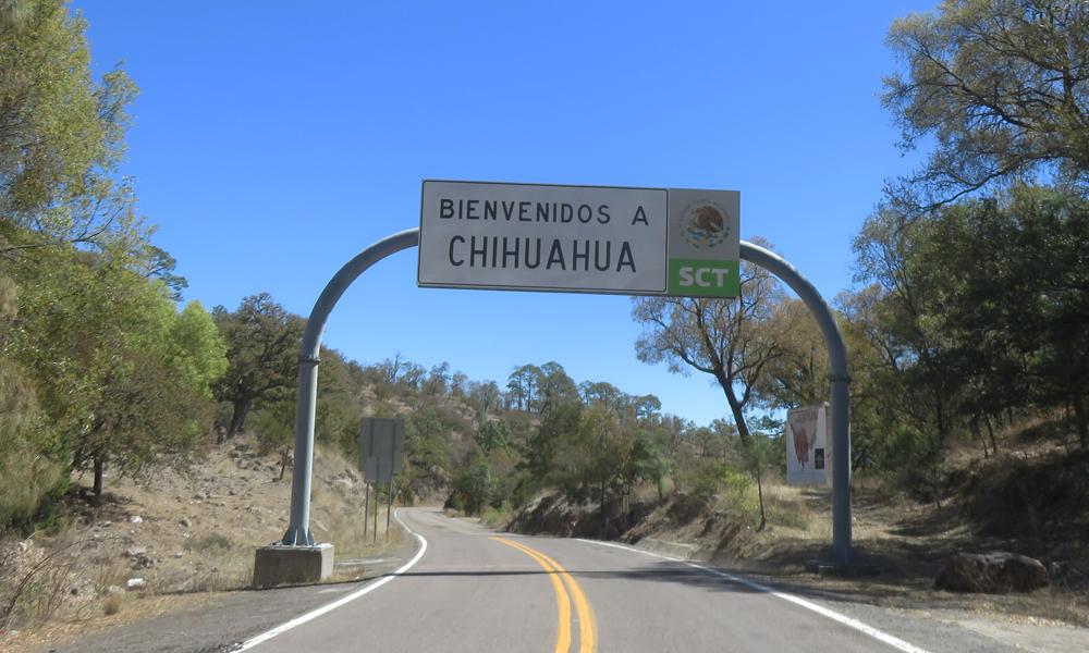 Welcome to Chihuahua!