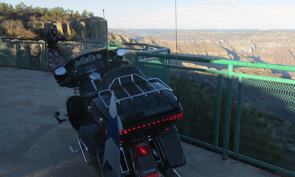 HD, Copper Canyon ja Chihuahua