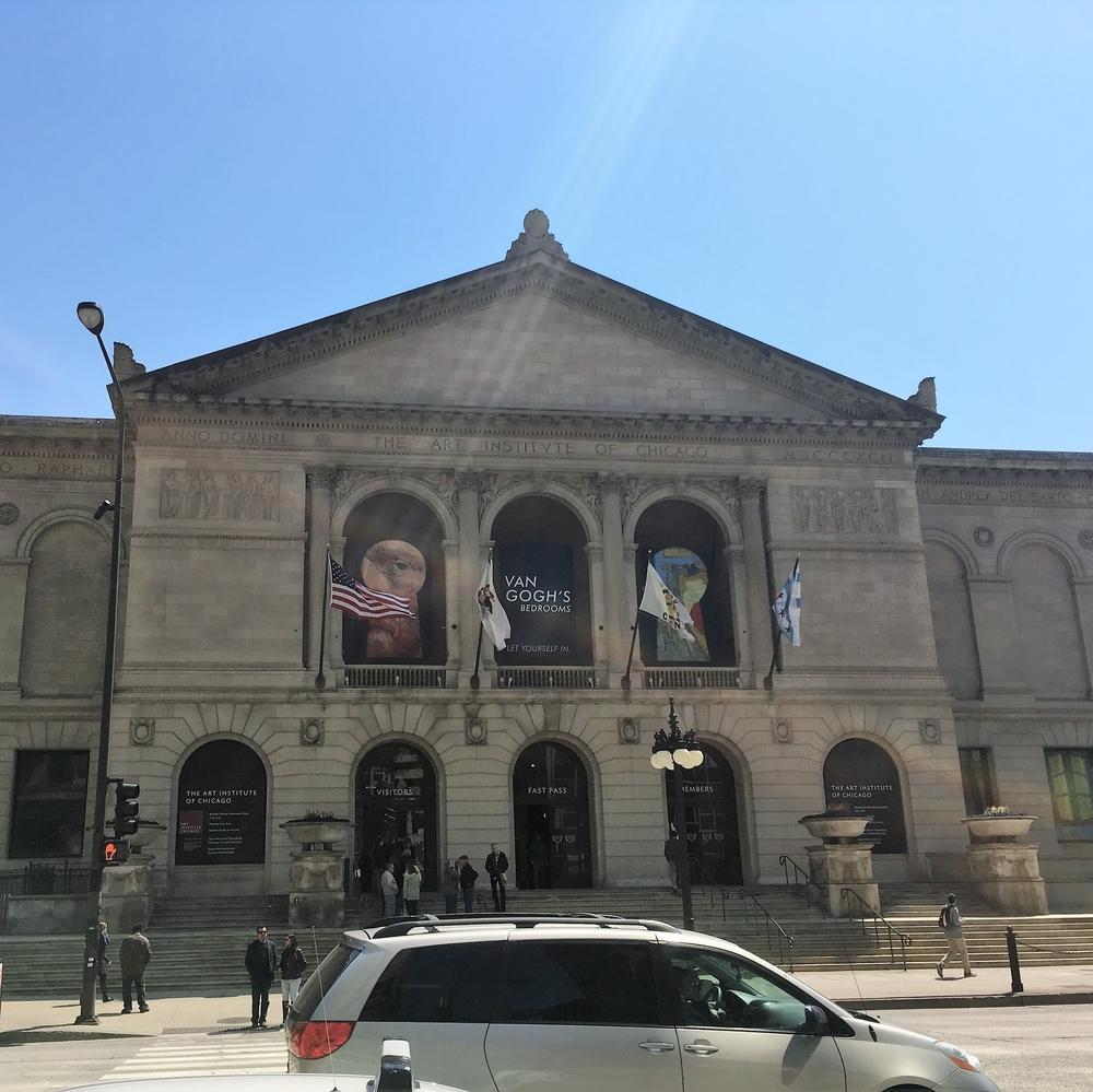 Art Institute on pinta-alaltaan Yhdysvaltojen toiseksi suurin taidemuseo, vain Metropolitan Museum of Art on suurempi. Sillä on merkittävä kokoelma  impressionistien töitä.