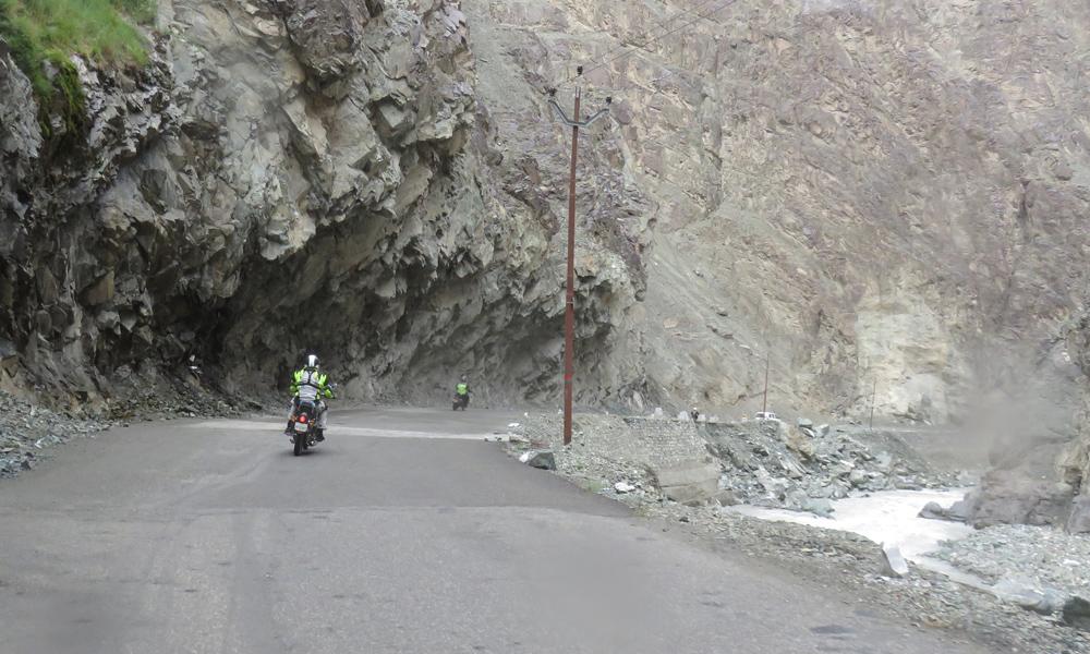 Leh - Kargil Highway!