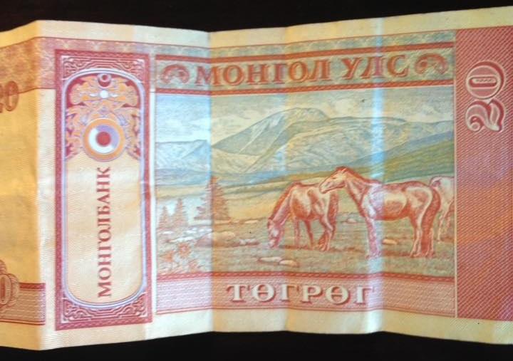 Mongolian tugrik  tai myös  tögrög  ( MNT ) on Mongolian rahayksikkö, joka on ollut käytössä vuodesta 1925 lähtien. Valuuttana se korvasi Mongolian dollarin ja muut maassa käytössä olleet pienemmät valuutat ja tuli ainoaksi käytössä olevaksi valuutaksi vuonna 1928.