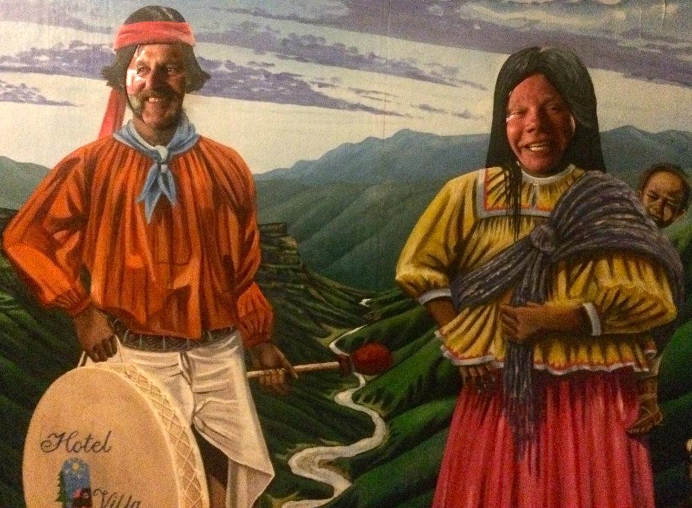 Villa Mexicanan Tarahumara inkkarit...:)