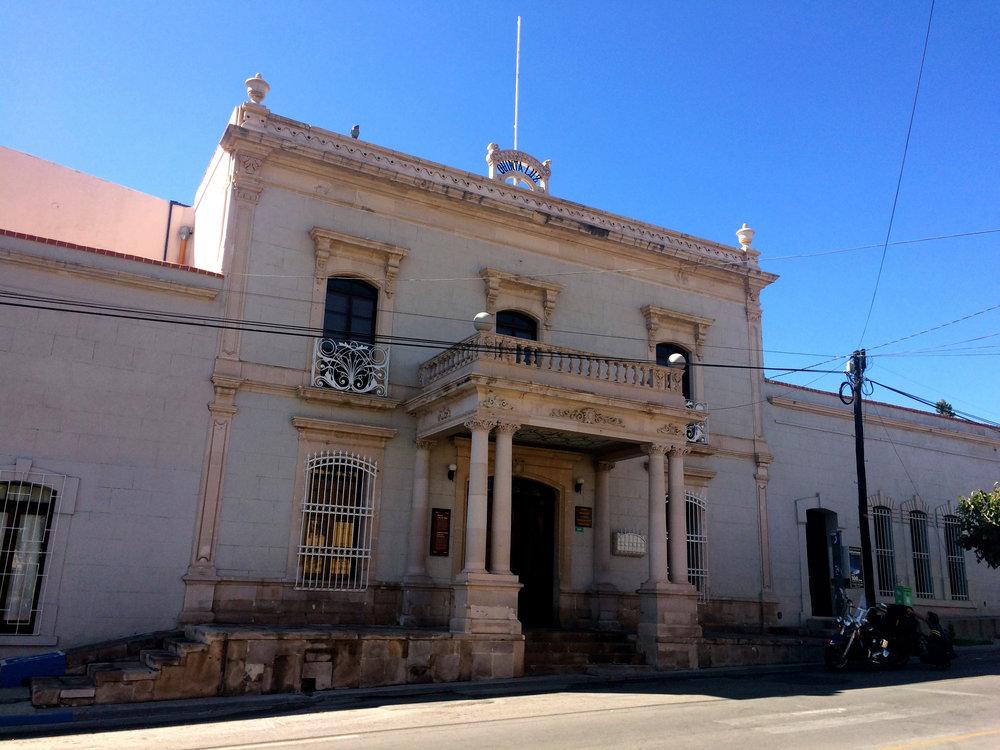 Museo de Revolución Mexicana, Chihuahua, Mexico.