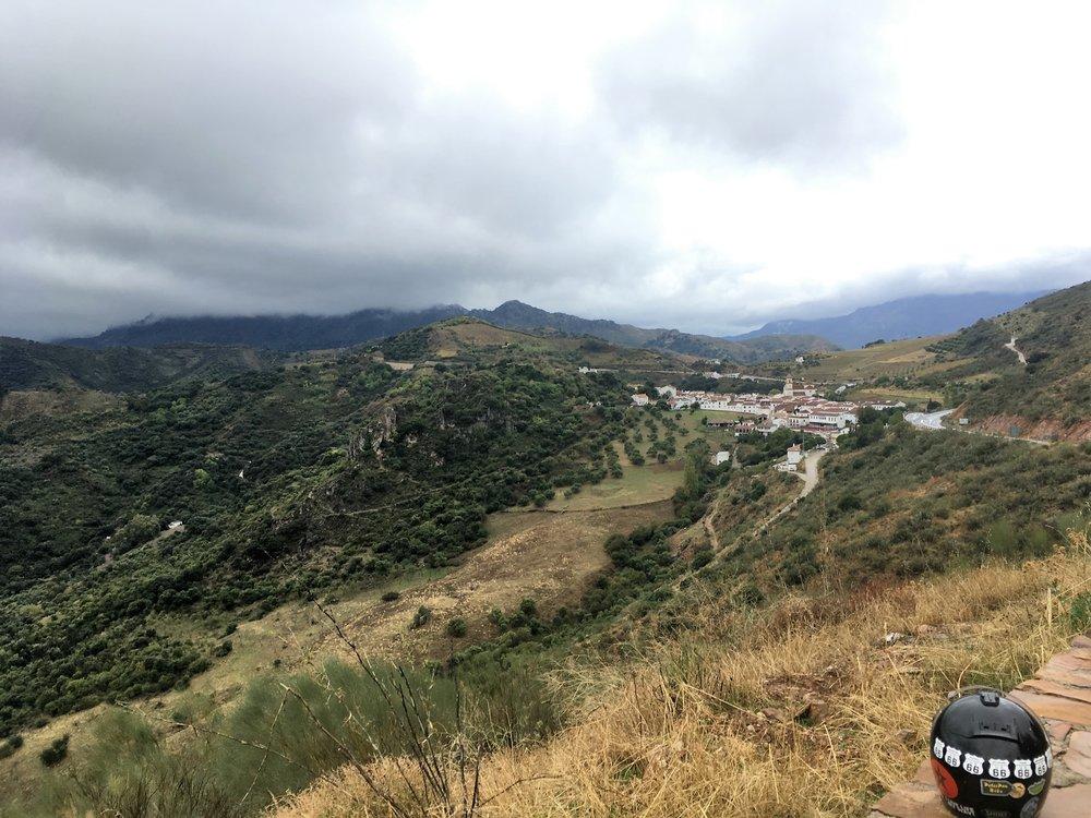 Andalusian maisemat...