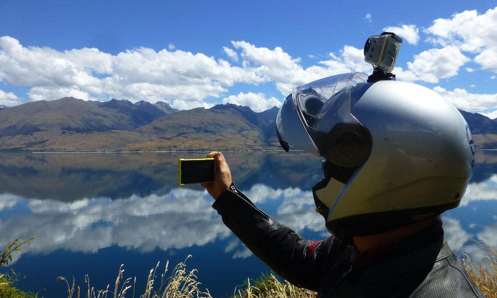 Lake Wanaka ja Matti
