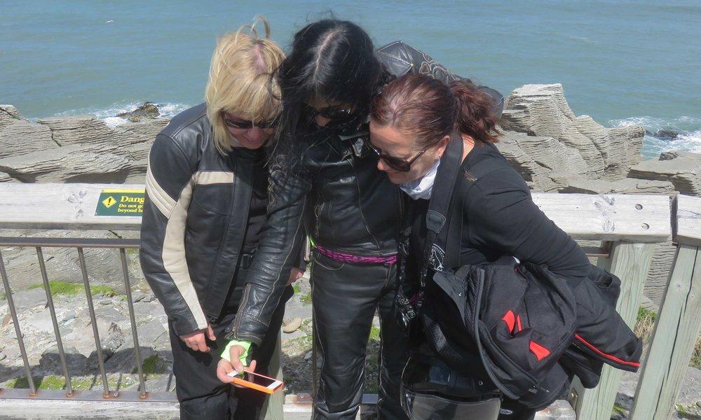 Reija, Martine ja Teija tarkastavat menikö oppi perille!?