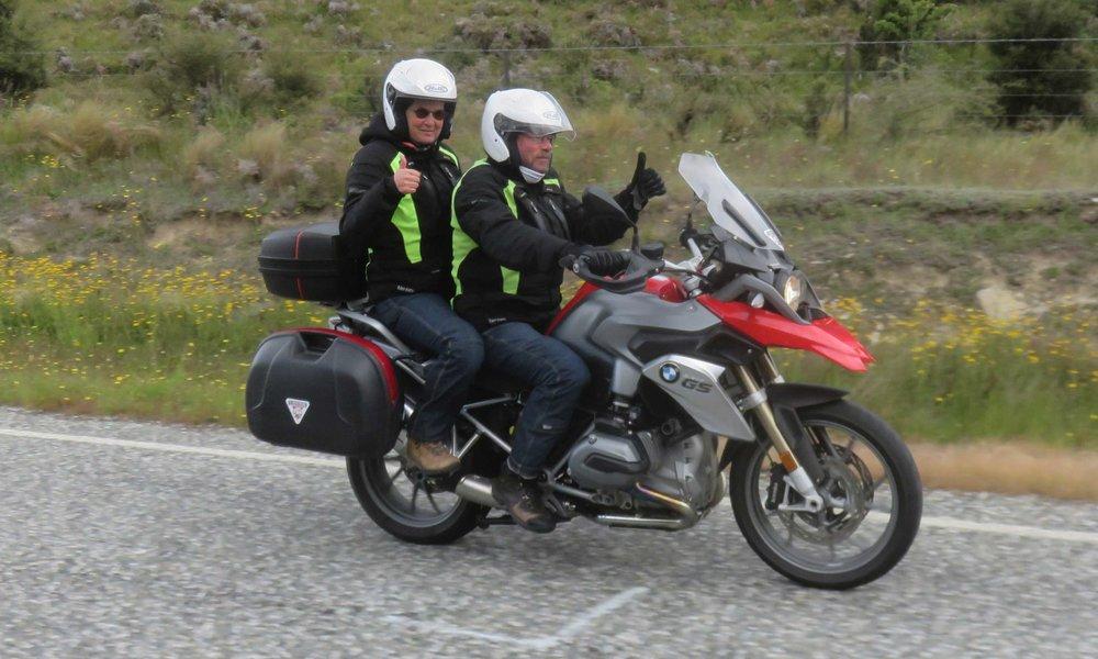 Kimmo & Crisse matkalla etelään!